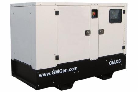 Дизельная электростанция GMGen GMJ33 - 1094