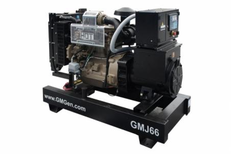 Дизельная электростанция GMGen GMJ66 - 1097