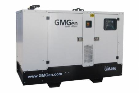 Дизельная электростанция GMGen GMJ66 - 1098