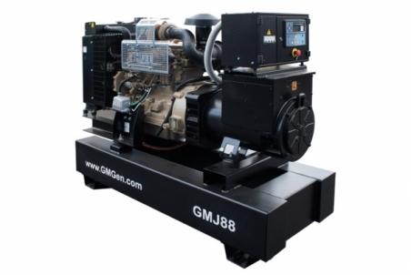 Дизельная электростанция GMGen GMJ88 - 1099