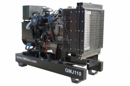 Дизельная электростанция GMGen GMJ110 - 1101