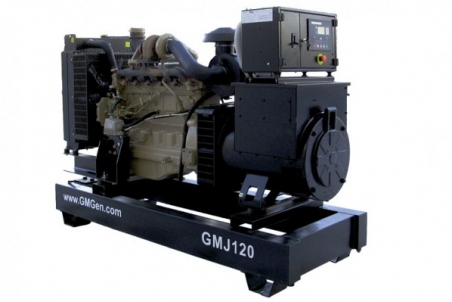 Дизельная электростанция GMGen GMJ120 - 1103