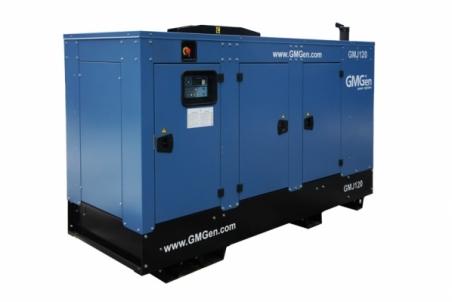 Дизельная электростанция GMGen GMJ120 - 1104