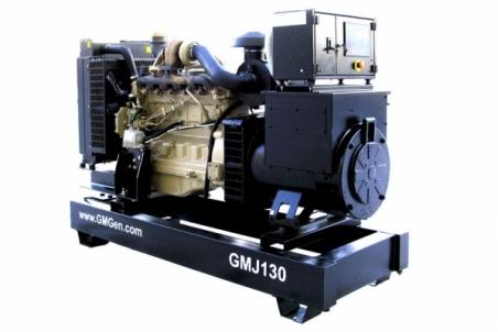 Дизельная электростанция GMGen GMJ130 - 1105