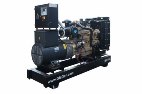 Дизельная электростанция GMGen GMJ165 - 1107