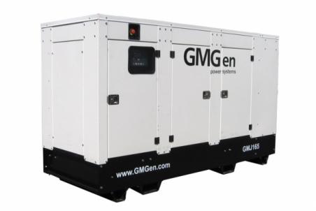 Дизельная электростанция GMGen GMJ165 - 1108