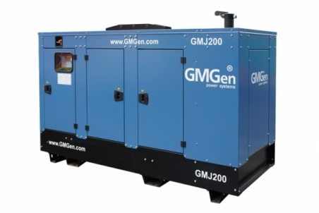 Дизельная электростанция GMGen GMJ200 - 1110