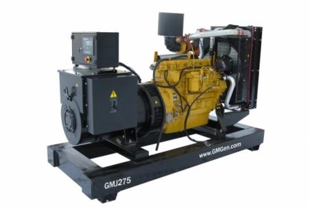 Дизельная электростанция GMGen GMJ275 - 1113