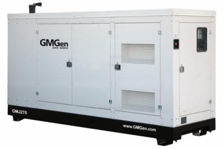 Дизельная электростанция GMGen GMJ275 - 1114