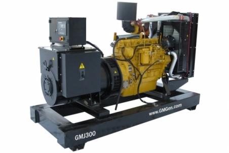 Дизельная электростанция GMGen GMJ300 - 1115