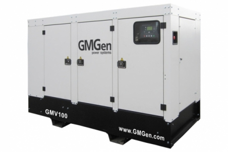 Дизельная электростанция GMGen GMV100 - 1119