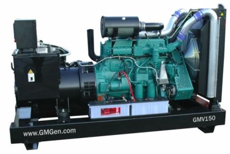 Дизельная электростанция GMGen GMV150 - 1122