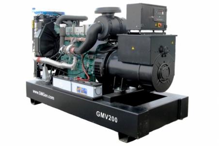 Дизельная электростанция GMGen GMV200 - 1128