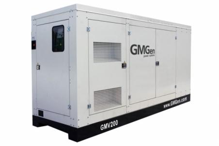 Дизельная электростанция GMGen GMV200 - 1129