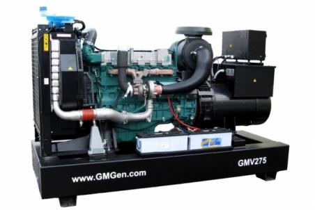 Дизельная электростанция GMGen GMV275 - 1132