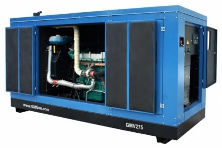 Дизельная электростанция GMGen GMV275 - 1133