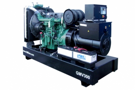 Дизельная электростанция GMGen GMV300 - 1134