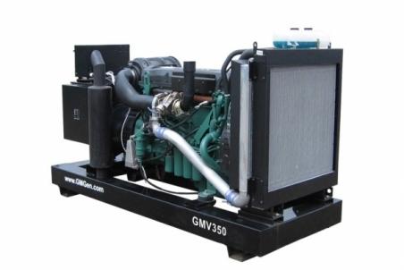 Дизельная электростанция GMGen GMV350 - 1136