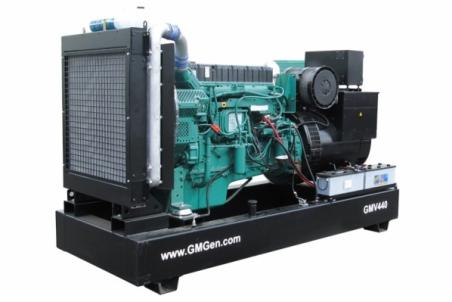 Дизельная электростанция GMGen GMV440 - 1140