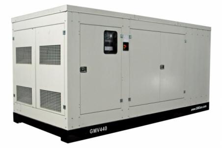 Дизельная электростанция GMGen GMV440 - 1141