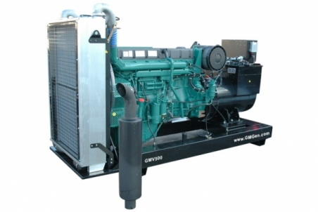 Дизельная электростанция GMGen GMV500 - 1142