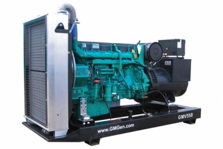 Дизельная электростанция GMGen GMV550 - 1144