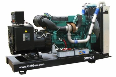 Дизельная электростанция GMGen GMV630 - 1146