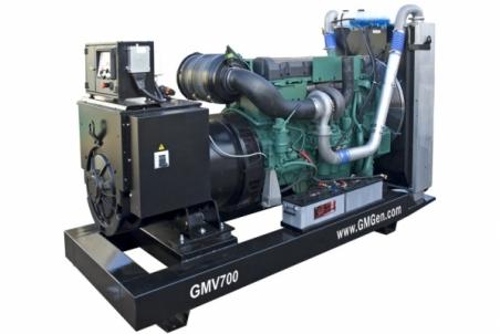 Дизельная электростанция GMGen GMV700 - 1148
