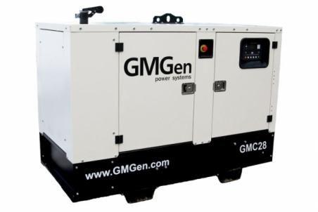 Дизельная электростанция GMGen GMC28 - 1153