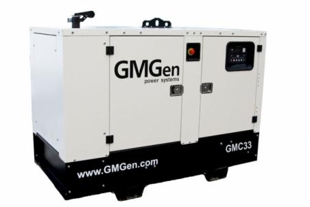 Дизельная электростанция GMGen GMC33 - 1155