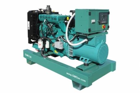 Дизельная электростанция GMGen GMC38 - 1156