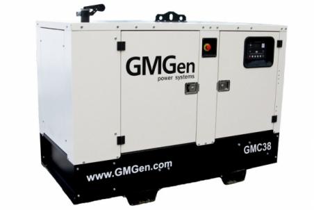 Дизельная электростанция GMGen GMC38 - 1157
