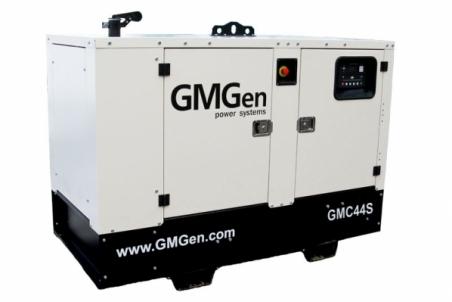Дизельная электростанция GMGen GMC44 - 1159