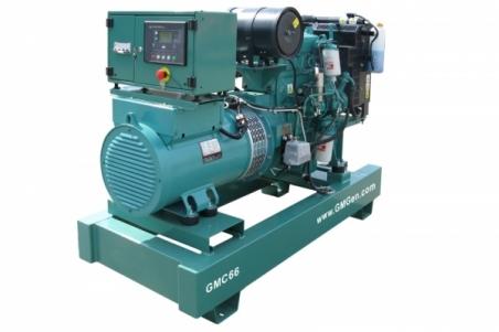 Дизельная электростанция GMGen GMC66 - 1160