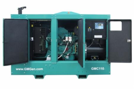 Дизельная электростанция GMGen GMC110 - 1163