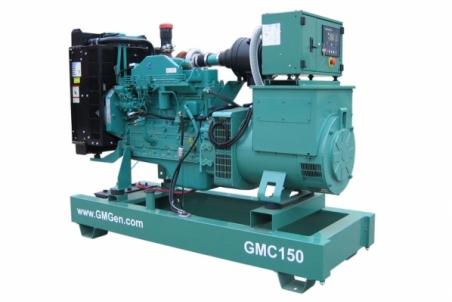 Дизельная электростанция GMGen GMC150 - 1164