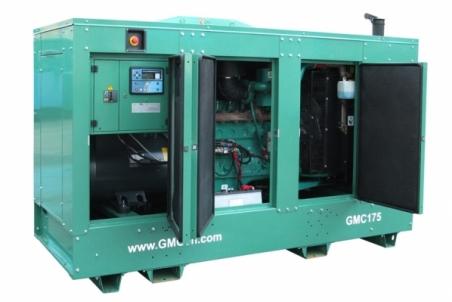 Дизельная электростанция GMGen GMC175 - 1167