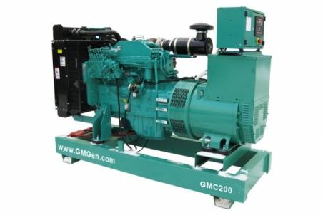 Дизельная электростанция GMGen GMC200 - 1168