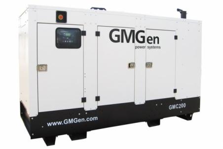 Дизельная электростанция GMGen GMC200 - 1169