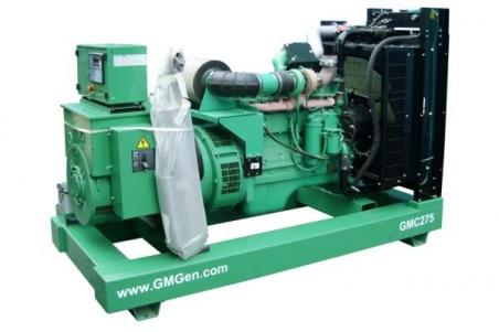 Дизельная электростанция GMGen GMC275 - 1173