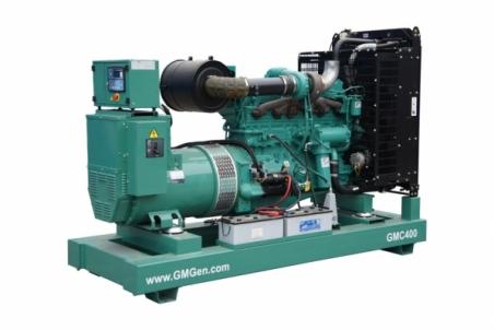 Дизельная электростанция GMGen GMC400 - 1176