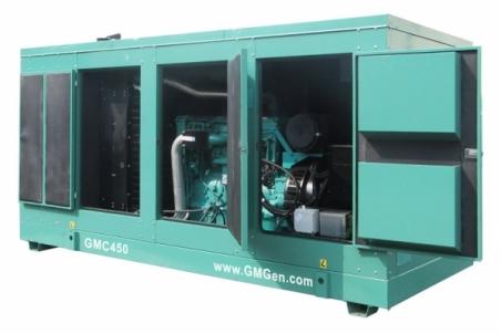 Дизельная электростанция GMGen GMC450 - 1179