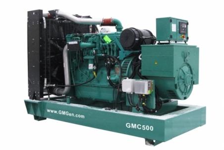 Дизельная электростанция GMGen GMC500 - 1180