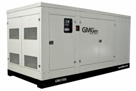 Дизельная электростанция GMGen GMC500 - 1181