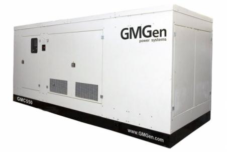 Дизельная электростанция GMGen GMC550 - 1183