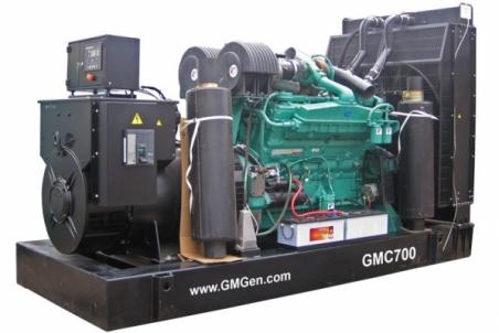 Дизельная электростанция GMGen GMC700 - 1186