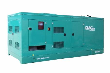 Дизельная электростанция GMGen GMC700 - 1187