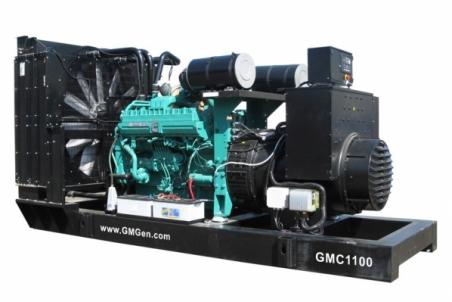 Дизельная электростанция GMGen GMC1100 - 1190