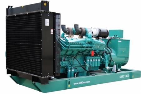 Дизельная электростанция GMGen GMC1400 - 1191