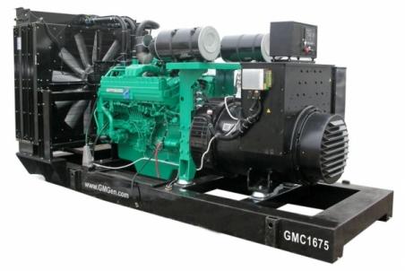 Дизельная электростанция GMGen GMC1675 - 1192